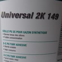 Colle bi-composant pour gazon artificiel en pot de 6,6kg